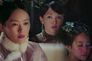 Xem phim 'Hậu cung Như Ý truyện' tập 7-8: Cao Quý phi đôi lần hại Nhàn Phi (Châu Tấn) và Hải Lan