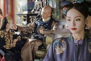 Vì sao nhiều cảnh quay của Thuận Tần (Trương Gia Nghê) trong 'Diên Hi công lược' đều bị cắt khiến phim khó hiểu?