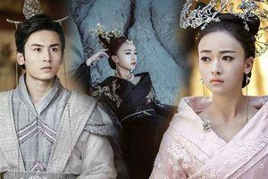 Ngô Cẩn Ngôn của 'Diên Hi công lược' hóa Đát Kỷ xinh đẹp đóng cặp cùng Trương Triết Hạn 'Vân Tịch truyện'