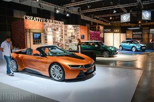 Thưởng lãm BMW World, đã mắt ngắm xế sang