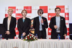 Nhóm nhạc Winner muốn đi chợ đêm, ăn bún đậu mắm tôm trong lần thứ 2 quay lại Việt Nam