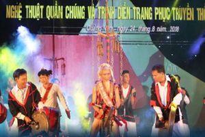 Miền Trung sôi nổi Ngày hội văn hóa các dân tộc lần thứ 3