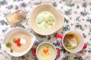 Những món ăn ngon dễ làm cho bé 6 tuổi bổ dưỡng và vô cùng hấp dẫn