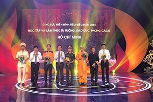 Lan tỏa việc học tập và làm theo tư tưởng, đạo đức, phong cách Hồ Chí Minh