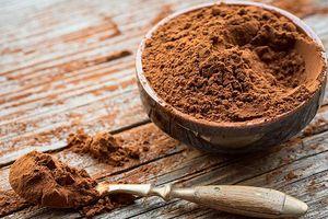 Bột cacao nhiều lợi ích sức khỏe và dinh dưỡng đáng ngạc nhiên