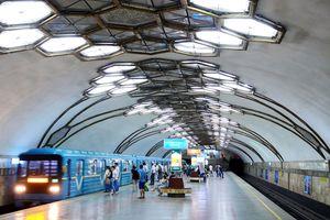 Khám phá ga tàu điện ngầm chống bom hạt nhân bí mật ở Uzbekistan