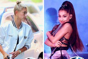 Chiêm ngưỡng nhẫn đính hôn của bạn gái Justin Bieber và sao Hollywood