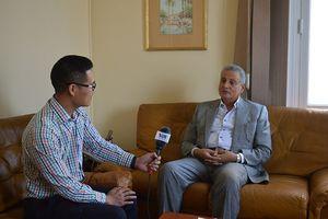 Cựu Đại sứ Ai Cập ngưỡng mộ kinh nghiệm của Việt Nam về kinh tế xã hội