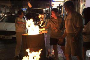 Giống Việt Nam, lễ cúng rằm tháng 7 tại Hong Kong có gì đặc biệt?
