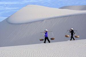 18 tông màu cát kỳ vĩ ngự trị 'Thủ đô resort'