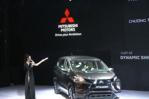 Mitsubishi lạc quan ở thị trường Việt Nam