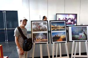 Kỹ sư công nghệ thông tin đạt giải nhất cuộc thi ảnh 'Sắc màu cuộc sống'