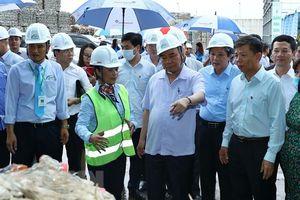 Thủ tướng thăm nhà máy xử lý rác thải tại Quảng Bình