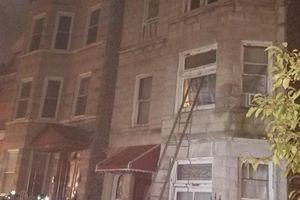 Cháy căn hộ Mỹ, 6 trẻ em, 2 người lớn chết thảm