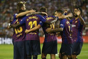 Barcelona nhọc nhằn thắng Valladolid 1 - 0 nhờ VAR