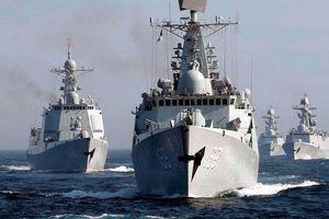 Chiến lược giúp Mỹ đối phó tham vọng hải quân của Trung Quốc