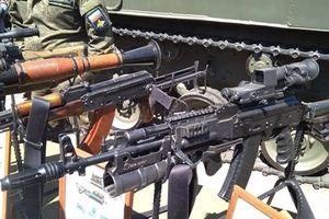 Việt Nam đang nâng cấp AKM theo cấu hình KM-AK của Nga?