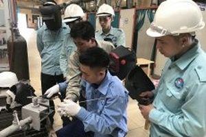 Xây dựng mô hình tiếp cận đào tạo nghề quốc tế