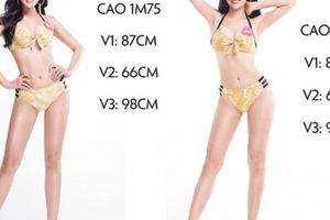 Bí quyết để có vòng ba gần 1 mét của hai thí sinh Hoa hậu Việt Nam 2018
