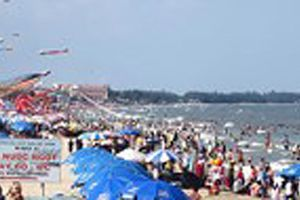 Nhiều nỗi lo trước ngày khai mạc Festival biển Bà Rịa - Vũng Tàu