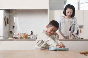 Mẹ 'thuê' con trai dọn đồ chơi, làm việc nhà gây tranh cãi