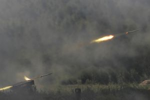 Chùm ảnh vũ khí Nga phô diễn uy lực tại cuộc triển lãm quân sự