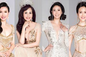 Chuyện đời của các hoa hậu VN qua 30 năm