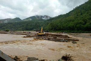 Nhiều địa phương thiệt hại nặng do mưa lũ