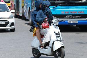 Dự báo thời tiết 26/8: Hà Nội nắng nóng thêm 3 ngày nữa