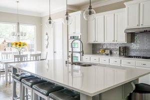 Những yếu tố màu sắc và vật liệu bạn cần biết trong phong thủy nhà bếp