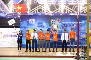 Thắng Trung Quốc, Việt Nam vô địch ABU Robocon 2018