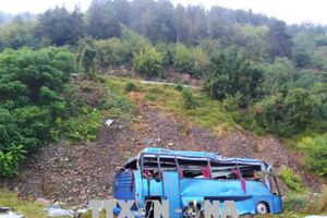 Tai nạn giao thông nghiêm trọng tại Bulgaria, ít nhất 16 người thiệt mạng