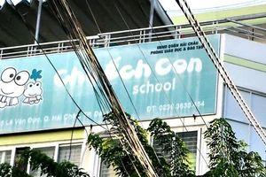 Trường mầm non Chú Ếch Con đóng cửa: Chủ trường 'mất tích'