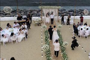 Lộ hình ảnh lễ đính hôn cổ tích của Trường Giang - Nhã Phương