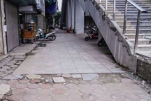 Hà Nội yêu cầu cải tạo vỉa hè đường phố
