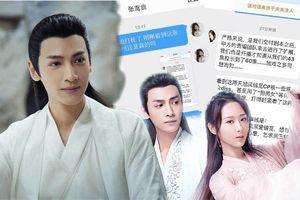 Biên kịch 'Hương mật tựa khói sương' thừa nhận cắt đất diễn nam chính Đặng Luân thay bằng nam phụ khiến fan tẩy chay phim
