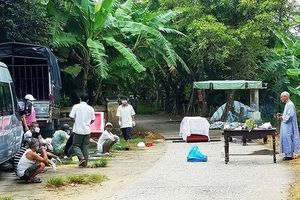 Người đàn ông mất tích 2 ngày ở Huế được phát hiện đã tử vong