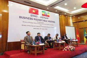 Diễn đàn doanh nghiệp Việt Nam- Ethiopia