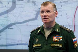 Nga cảnh báo Mỹ và đồng minh sẵn sàng thực hiện một vụ không kích mới nhằm vào Syria