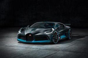 Có 6 triệu USD, bạn cũng không còn cơ hội mua được Bugatti Divo