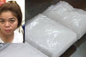Bắt đối tượng tàng trữ khoảng 3kg nghi là ma túy đá