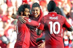 Salah tỏa sáng, Liverpool khuất phục Brighton & Hove Albion