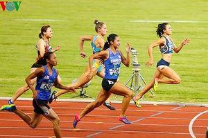 Trực tiếp ASIAD ngày 26/8: Lê Tú Chinh không thể vào chung kết 100m nữ