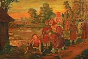 Thang Trần Phềnh - 'Ánh ban mai' của mỹ thuật hiện đại