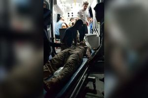 Động đất 5,9 độ richter tại Iran, 59 người thương vong