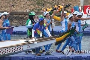 Đoàn thể thao Liên Triều giành HCV lịch sử tại ASIAD