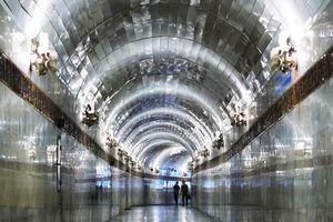 Vén màn bí mật tàu điện ngầm cổ tích tráng lệ bậc nhất Trung Á