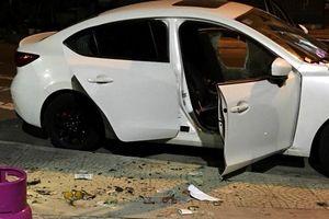 Vào quán bar quậy rồi bị đuổi, người đàn ông còn đập phá ô tô, cướp xe máy trên phố