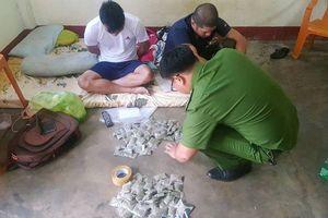 Thuê nhà trọ để mở cửa hàng 'kinh doanh' ma túy cỏ cho các con nghiện