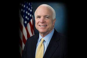 Đại sứ quán Mỹ tại Việt Nam mở sổ chia buồn với Thượng nghị sĩ John McCain từ 27 đến 29-8